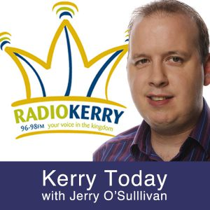 Interview on Radio Kerry